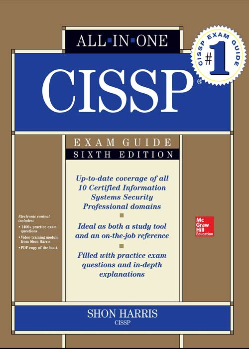 CISSP: All-in-one Exam Guide