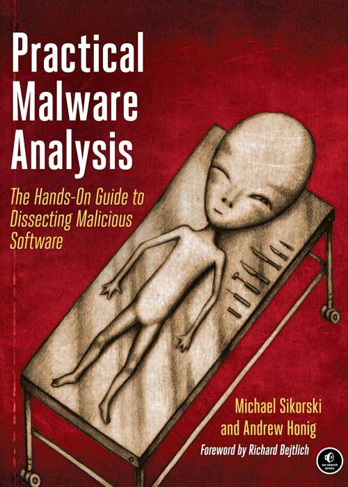 Practical Malware Analysis: The Hand's on Guide To Dissecting Malicious Software
