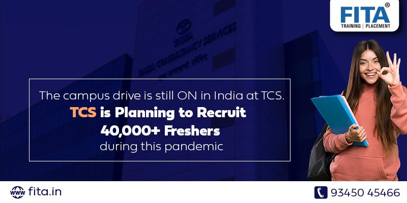 TCS to Hire 40,000 Freshers and How you can equip yourself to grab this golden opportunity amidst Pandemic