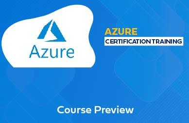 Microsoft Azure Course in Chennai