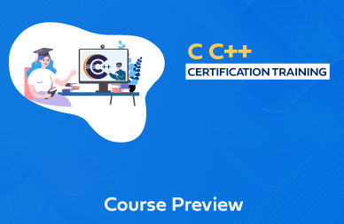 C / C++ Training In Chennai