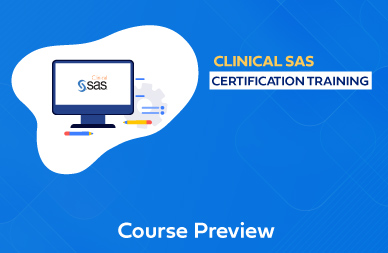 Clinical SAS Training In Chennai