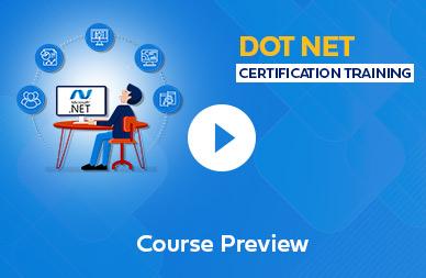 Dot Net Training in Ahmedabad