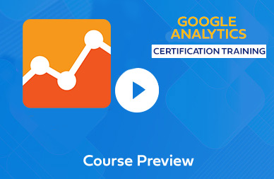 Google Analytics Training in Chennai
