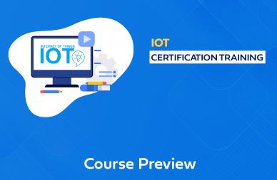 IoT Training In Bangalore