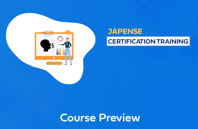 Japanese Classes in Chennai