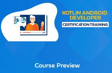 Kotlin Android Developer Training in Bangalore
