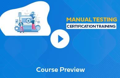 Manual Testing Training in Chennai