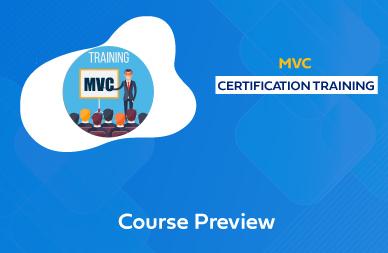 MVC Training In Chennai