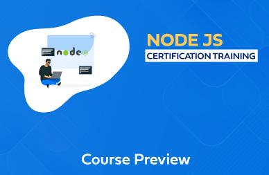 Node JS Training In Chennai