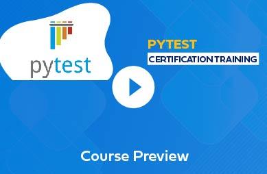Pytest Online Training