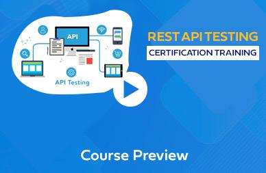 REST API Testing Training in Bangalore