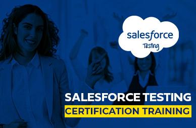 Salesforce Testing Training in Chennai