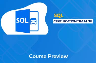 SQL Training In Chennai