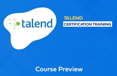 Talend Training in Chennai