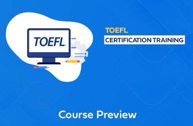 TOEFL Coaching In Chennai