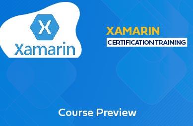 Xamarin Training in Chennai