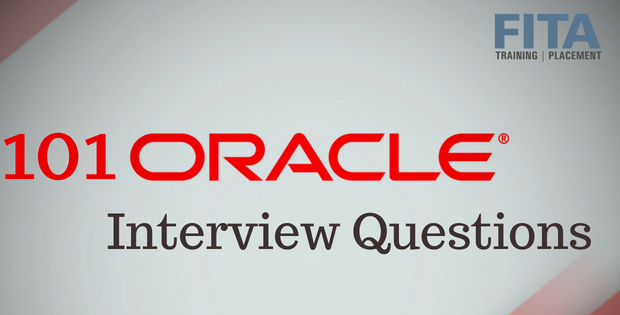 101 Oracle interview questions